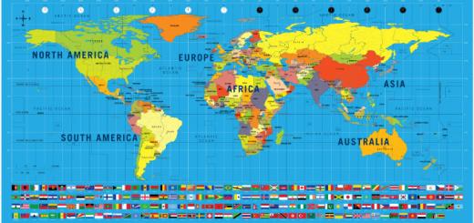 世界に国々
