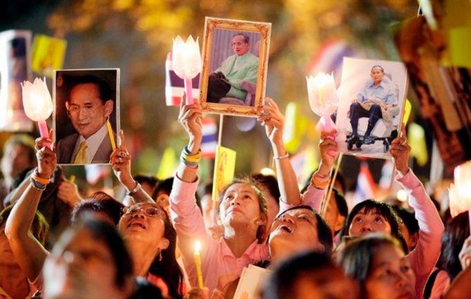タイの人々