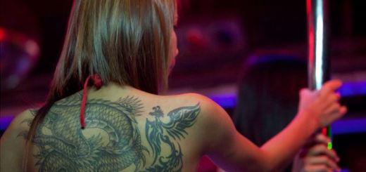 タイ人のタトゥー