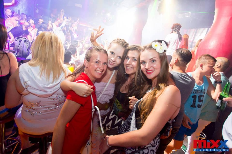 Club mixx