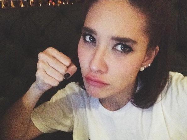 タイ女性 怒り