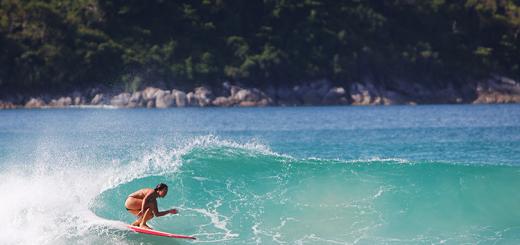 タイ サーフィン