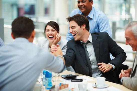 タイの職場では笑顔が重要