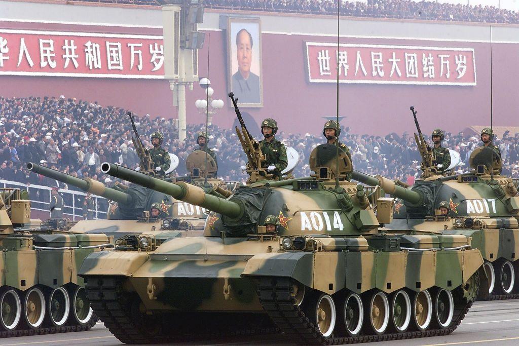 中国軍事力