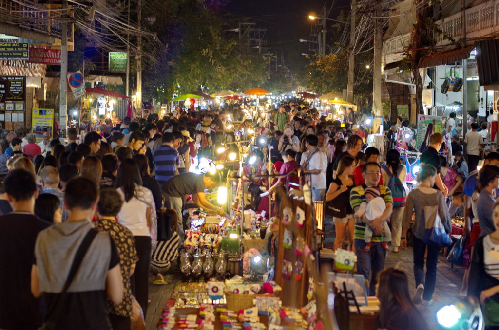 Chiang-Mai-Shopping-Markets