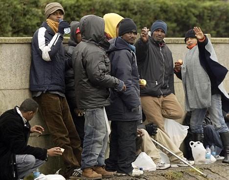 フランスの移民