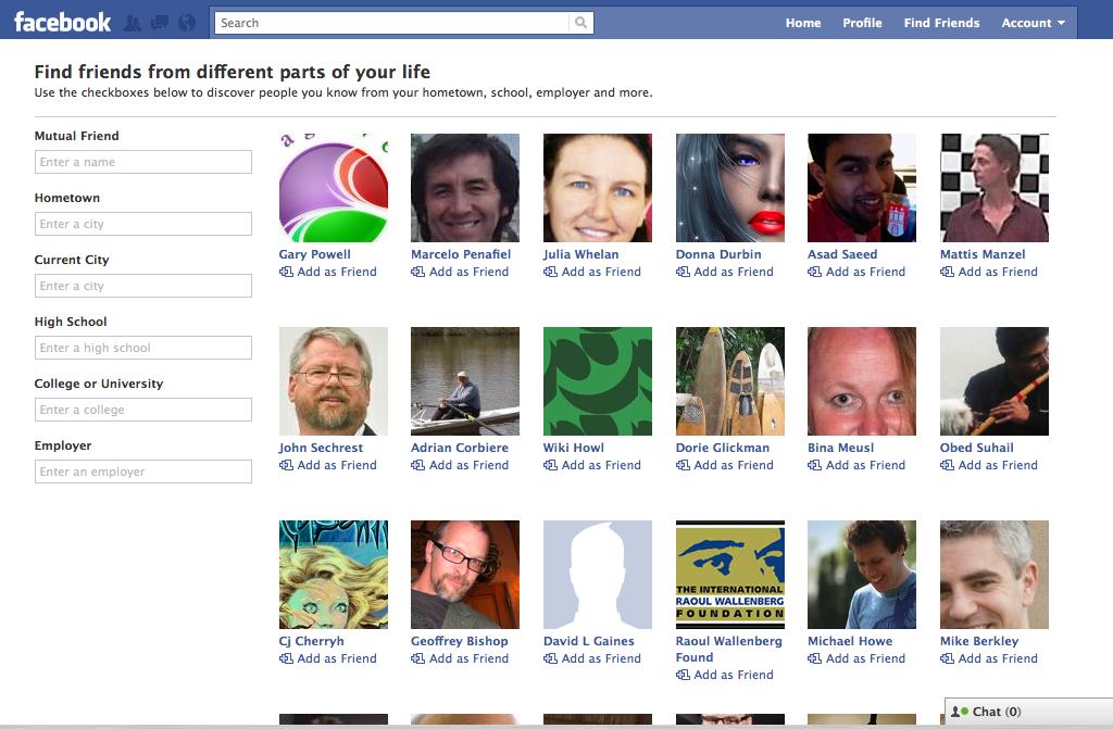 facebook-find-friends