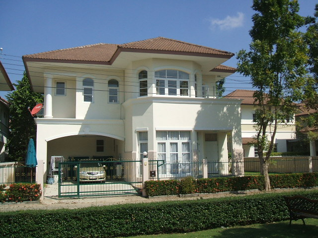 タイの一軒家