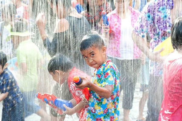 タイの子供