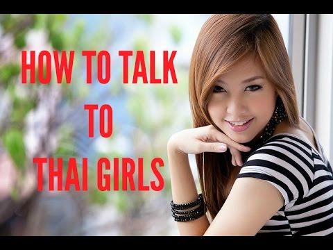 Thaigirlhowtotalk