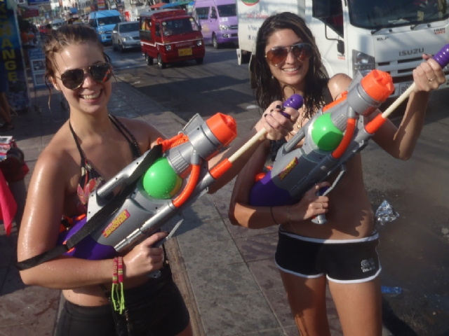 Songkran Tour