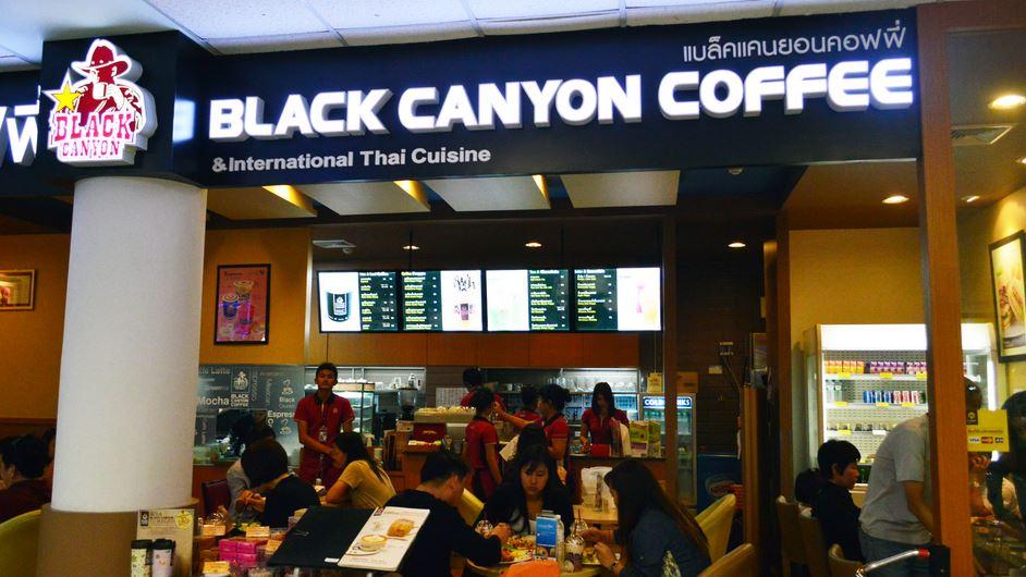 ブラックキャニオンコーヒー