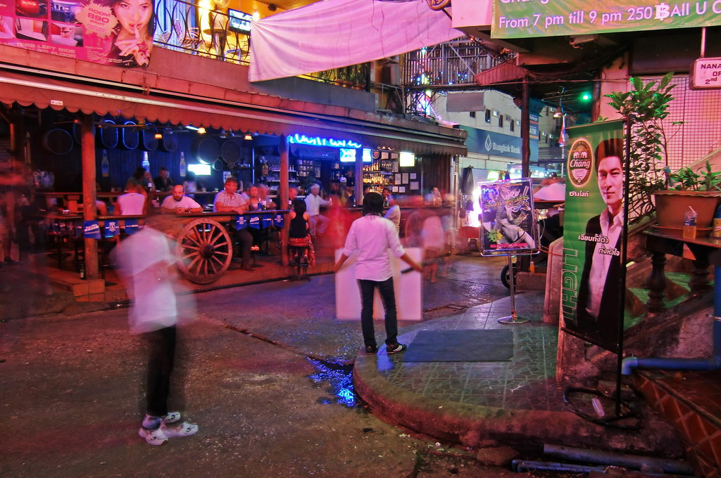 Nightlife in Thailand