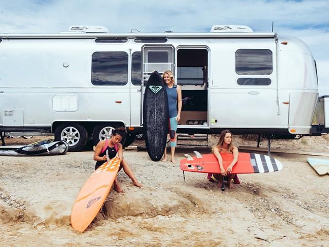 サーファーのライフスタイル