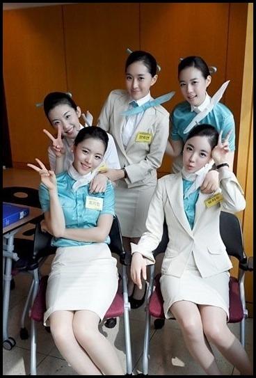 大韓航空CA