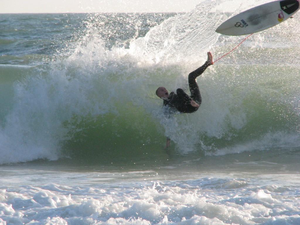 サーフィン難しい