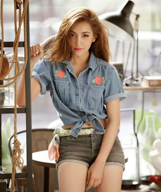 タイのモデル