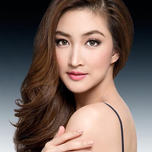 タイの可愛いモデル