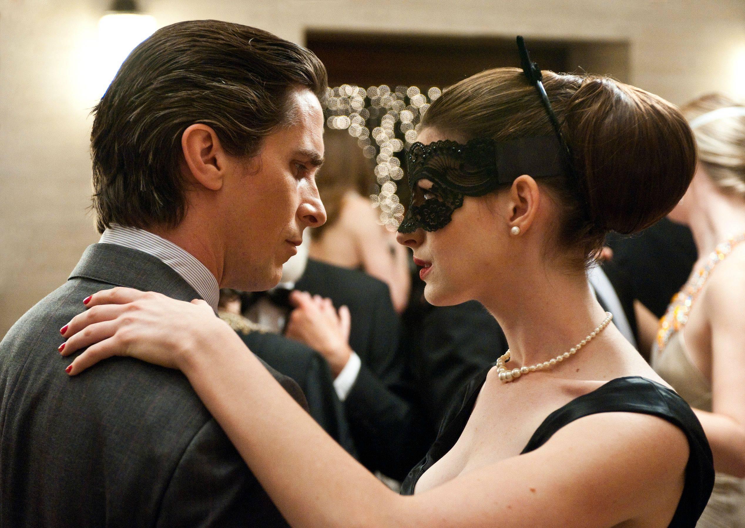 バットマンの可愛い女性