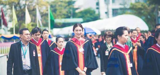 綺麗な卒業生