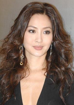 ゴージャス中国女性