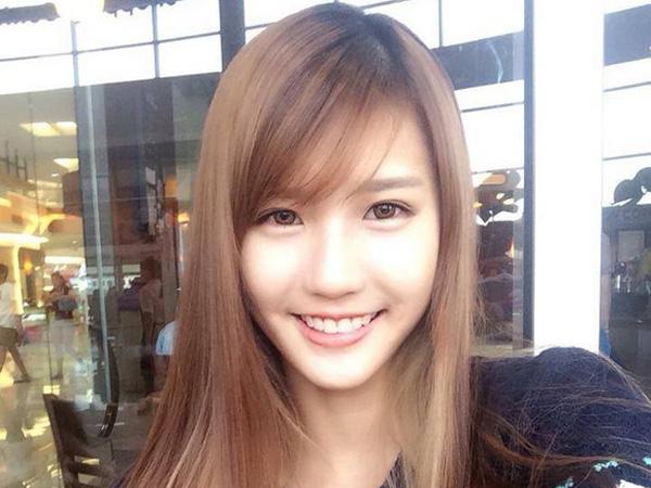 マレーシア綺麗な女性