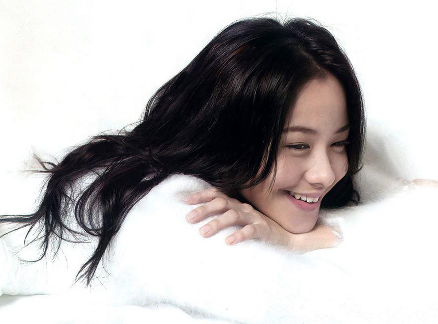 中国女性笑顔素敵