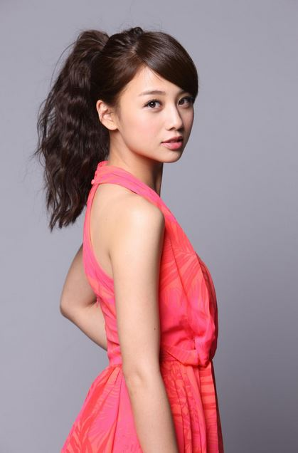 台北可愛い女性