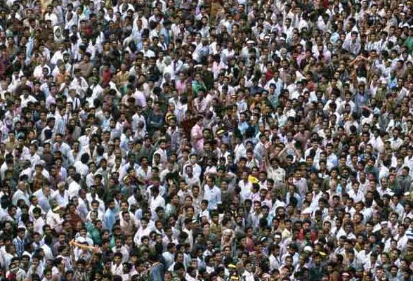 インド渋滞