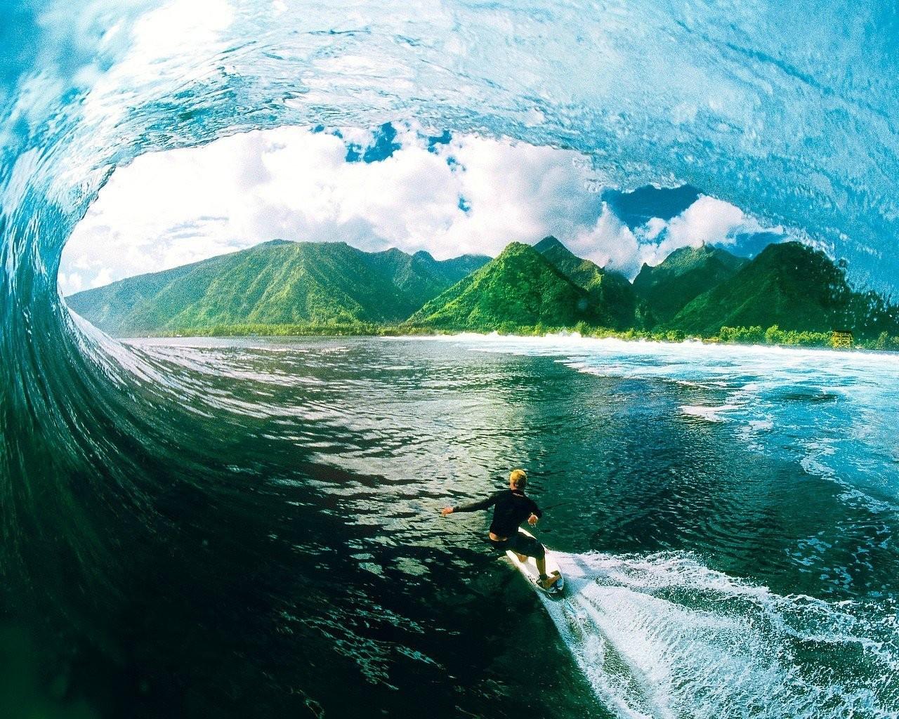 サーフィン最高