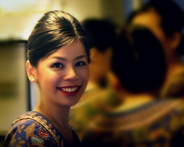 シンガポール美人