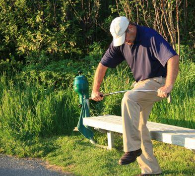 バッドゴルフ