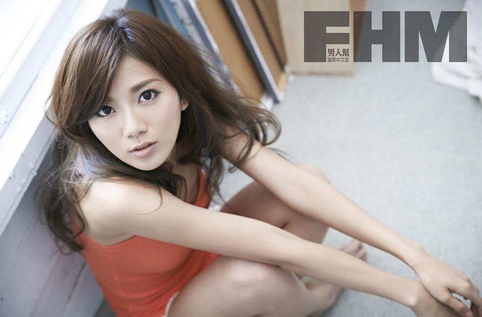 台湾グラビアアイドル