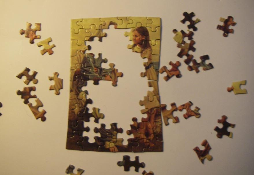 未完成のパズル