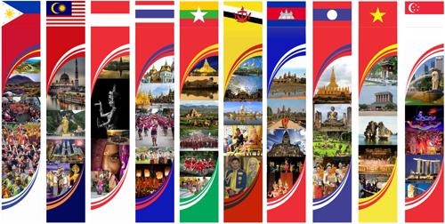 東南アジア美女大国