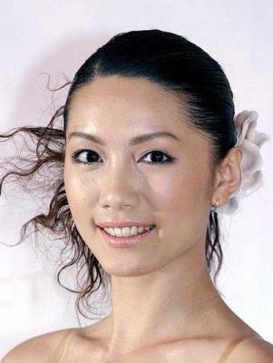 目が綺麗な台湾女性
