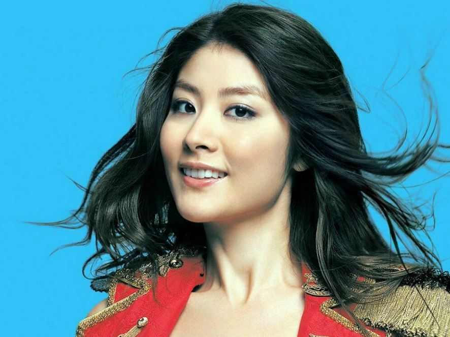 綺麗な中国女性の代表