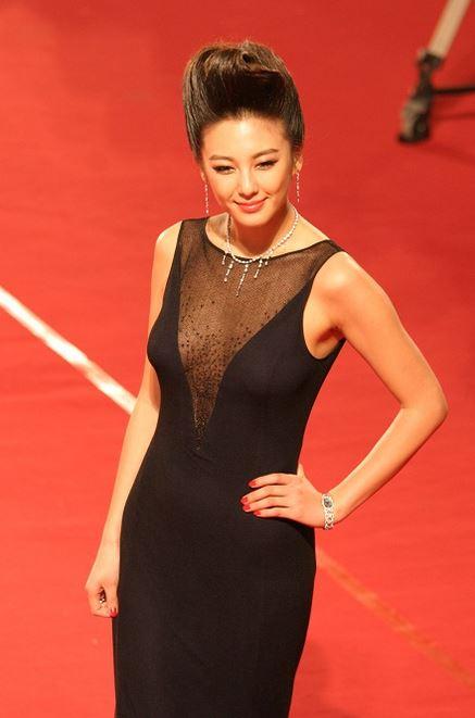 美人中国の女優