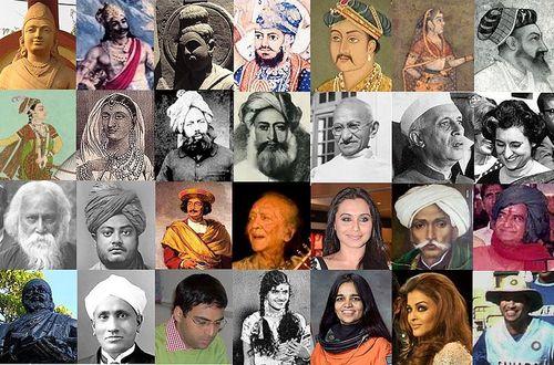 色々なインド人