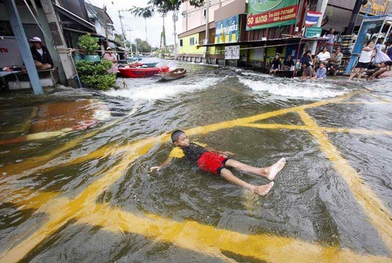 バンコク洪水