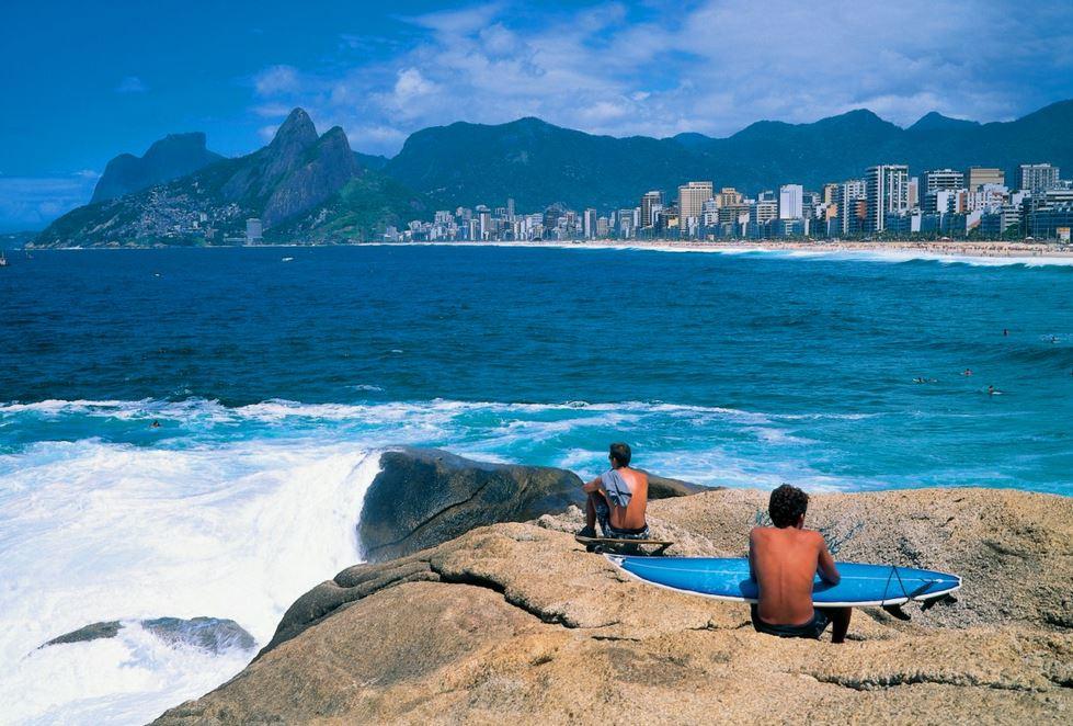 ブラジリアンサーファー