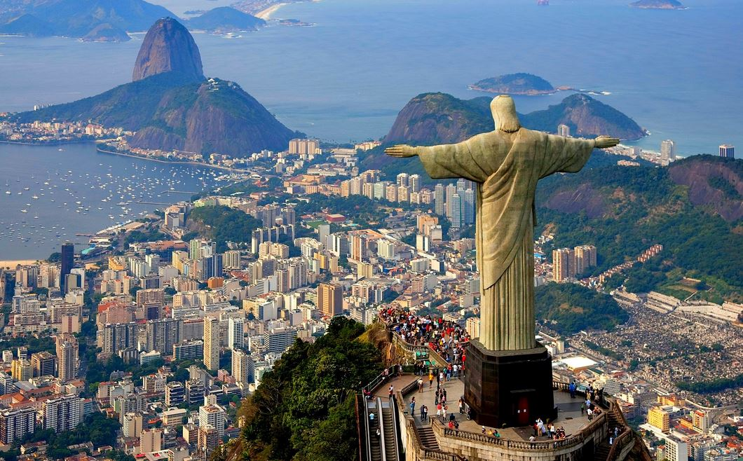 ブラジル最高