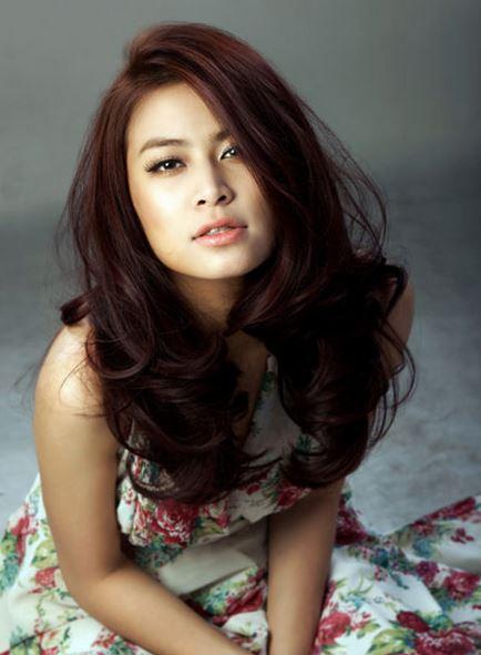 ベトナム女優