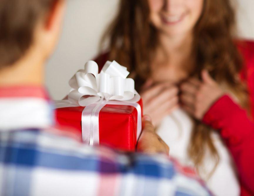 彼女へのプレゼント