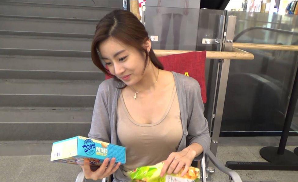 素顔の韓国美人