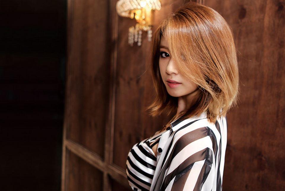超可愛い韓国女子