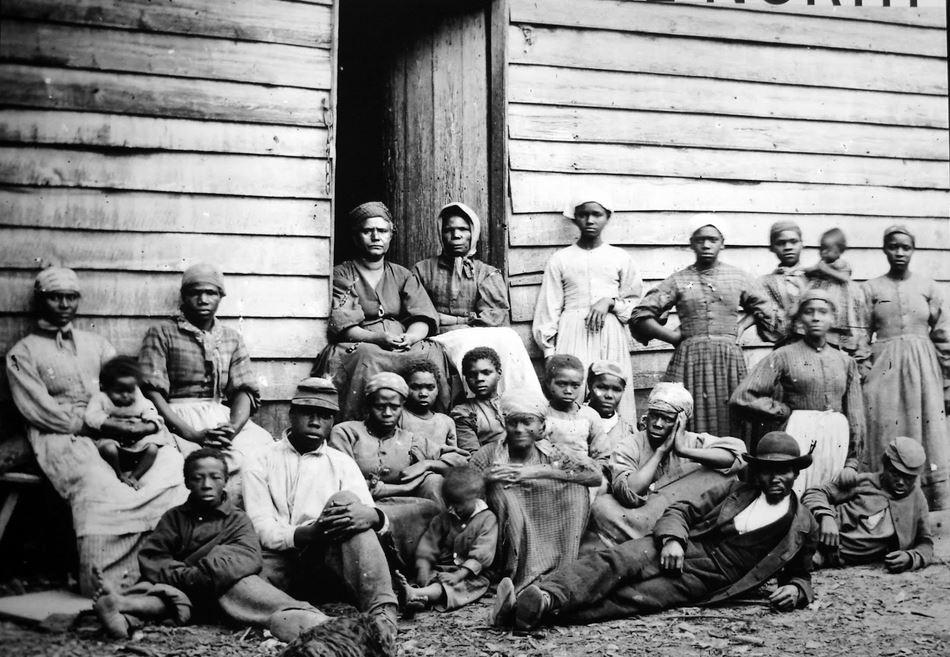 黒人奴隷制度