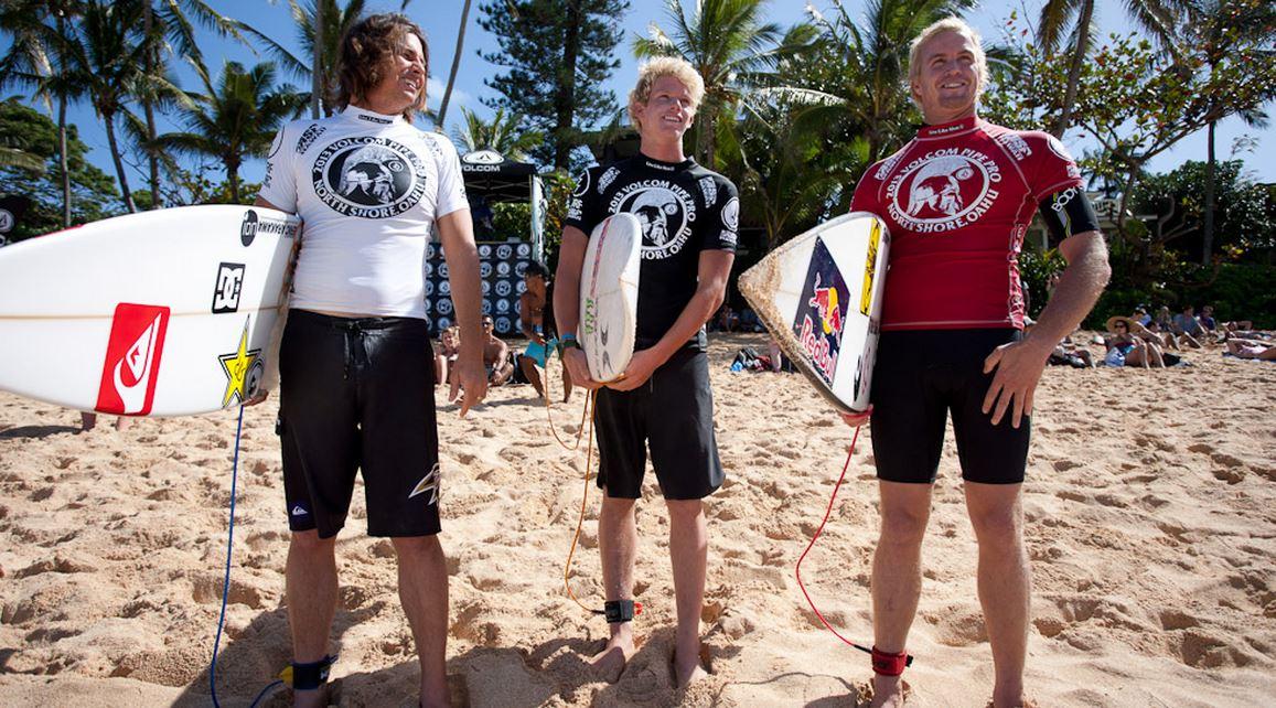 サーフィンの大会