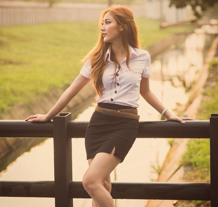 タイの女子大生