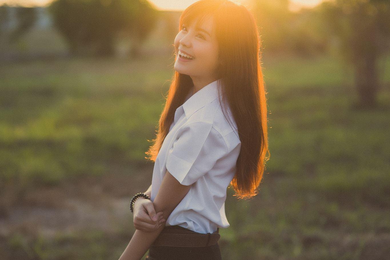 タイ女子大生